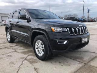 Used 2018 Jeep Grand Cherokee Laredo for sale in Tilbury, ON