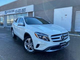 Used 2015 Mercedes-Benz GLA SOLD for sale in Toronto, ON
