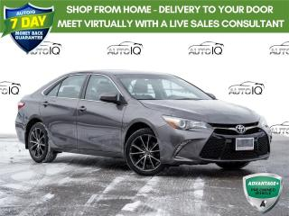 Used 2016 Toyota Camry XSE - One Owner Local Trade for sale in Welland, ON