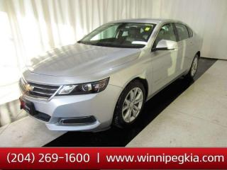 Used 2017 Chevrolet Impala LT *Always Owned In MB!* for sale in Winnipeg, MB