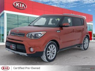 Used 2019 Kia Soul EX+ *Certified Pre-Owned!* for sale in Winnipeg, MB
