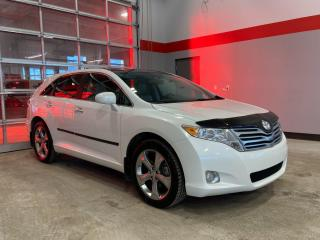 Used 2011 Toyota Venza for sale in Red Deer, AB