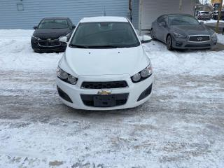 Used 2012 Chevrolet Sonic LS for sale in London, ON