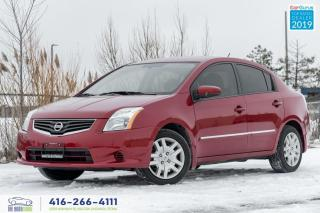 Used 2011 Nissan Sentra 2.0|Clean Carfax|Low kms| for sale in Bolton, ON