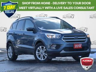 Used 2018 Ford Escape SE   4WD   1.5 L   SYNC 3   HEATED SEATS   REVERSE CAM   for sale in Waterloo, ON