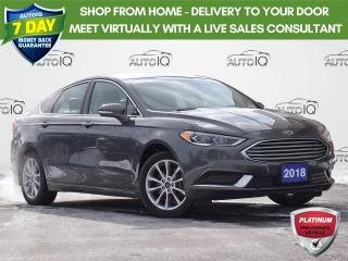 Used 2018 Ford Fusion Energi SE Luxury SE | ENERGI | 2.0 L | NAVIGATION | SYNC | ONE OWNER | for sale in Waterloo, ON