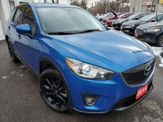 Used 2014 Mazda CX-5 GT/CAMERA/ROOF/P.SEAT/FOGS/LOADED/ALLOYS for sale in Scarborough, ON