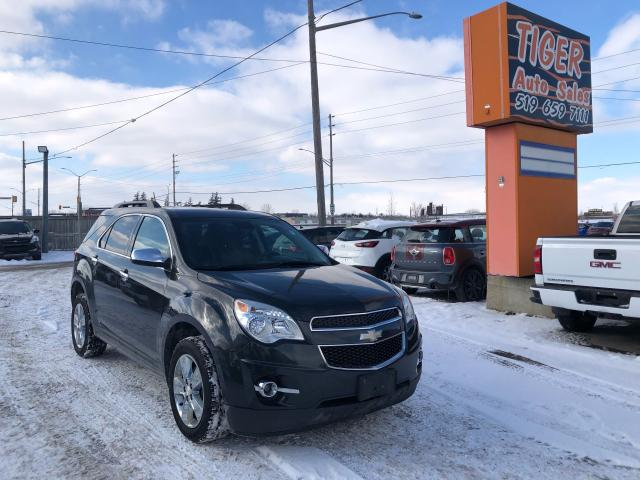 2014 Chevrolet Equinox LT**LEATHER*SUNROOF**NAVI**ONLY 157KMS**