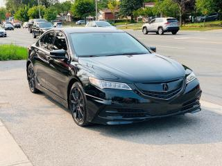 Used 2015 Acura TLX Technology for sale in Toronto, ON