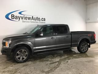 Used 2020 Ford F-150 XLT - 4X4! NAV! PANOROOF! for sale in Belleville, ON