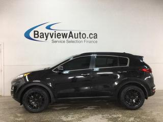 Used 2020 Kia Sportage EX - HTD LEATHER! PANOROOF! PWR LIFTGATE! + MORE! for sale in Belleville, ON