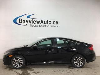 Used 2018 Honda Civic EX - AUTO! REVERSE CAM! HONDA LINK! ALLOYS! + MORE! 43,000KMS! for sale in Belleville, ON