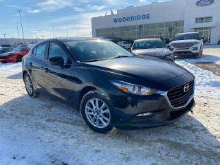 Used 2018 Mazda MAZDA3 GS ***PRICE REDUCED*** 2.0L, MANUAL, HATCH BACK, HEATED SEATS & STEERING WHEEL, NO ACCIDENTS for sale in Calgary, AB