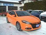 Photo of Burnt Orange 2013 Dodge Dart