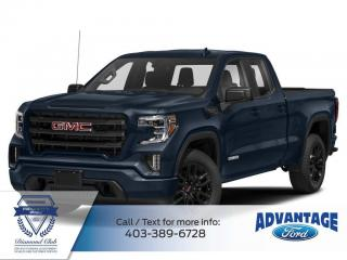 Used 2019 GMC Sierra 1500 Elevation ONE PREVIOUS OWNER / CLEAN CARFAX for sale in Calgary, AB
