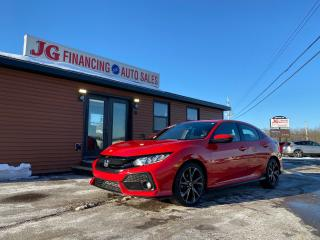 Used 2019 Honda Civic Sport for sale in Millbrook, NS