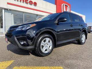 Used 2015 Toyota RAV4 LE for sale in Simcoe, ON