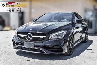 Used 2018 Mercedes-Benz AMG CLA 45 CLA 45 AMG| 1 OWNER! | ONTARIO VEHICLE! for sale in Bolton, ON