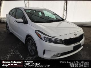 Used 2018 Kia Forte EX HEATED SEATS, REVERSE CAMERA, TOUCHSCREEN for sale in Ottawa, ON