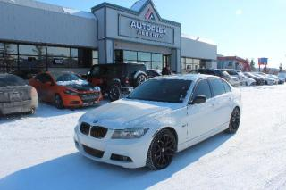 Used 2009 BMW 3 Series 335xi for sale in Calgary, AB
