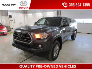 Used 2018 Toyota Tacoma SR5 for sale in Moose Jaw, SK