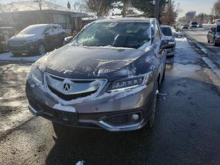 Used 2017 Acura RDX elite pkg for sale in Toronto, ON