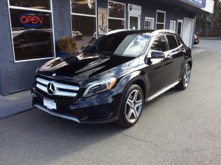 Used 2015 Mercedes-Benz GLA GLA 250 for sale in Parksville, BC