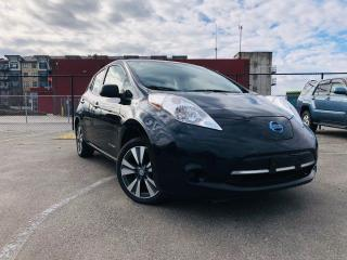 Used 2016 Nissan Leaf SV for sale in Langley, BC