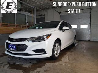 Used 2017 Chevrolet Cruze LT WITH SUNROOF!! for sale in Barrie, ON
