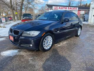 Used 2009 BMW 3 Series 323i/Automatic/Leather/Roof/Comes Certified for sale in Scarborough, ON