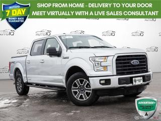 Used 2015 Ford F-150 XLT | NO ACCIDENTS | XTR PACKAGE | for sale in Barrie, ON