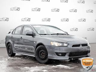 Used 2008 Mitsubishi Lancer GTS | NO ACCIDENTS | HEATED SEATS | for sale in Barrie, ON