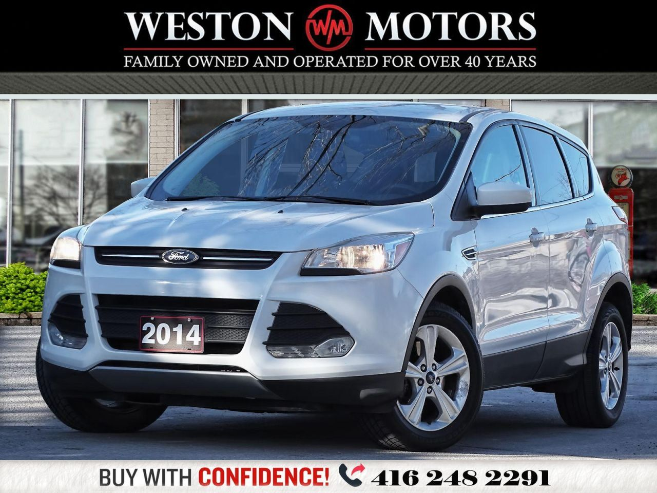 2014 Ford Escape SE*2.0L*AWD**REVCAM*HEATED SEATS*PICTURES COMING!*