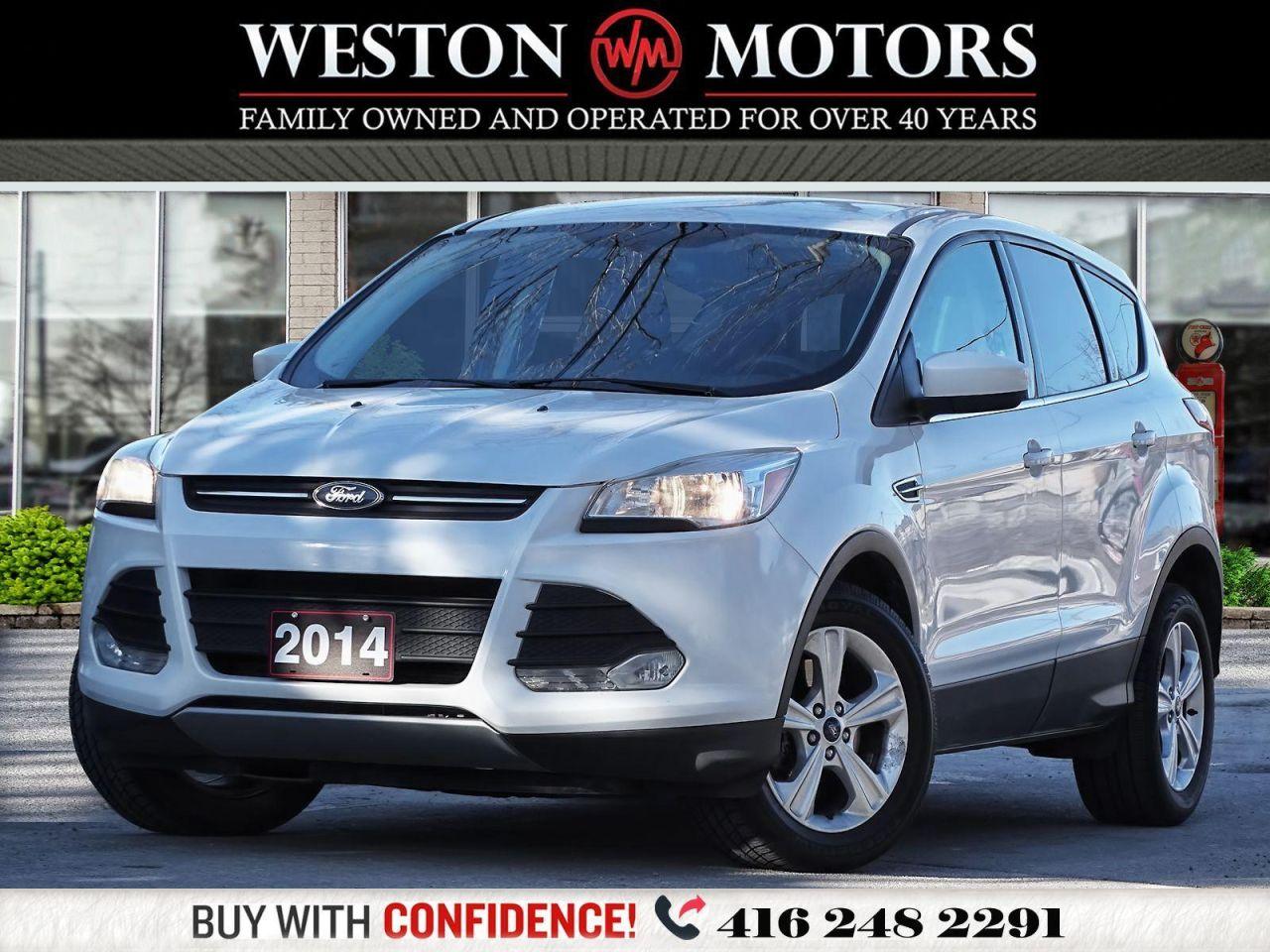 2014 Ford Escape SE*2.0L*AWD*REVERSE CAMERA*HEATED SEATS