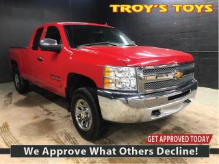 Used 2013 Chevrolet Silverado 1500 LS Cheyenne Edition for sale in Guelph, ON
