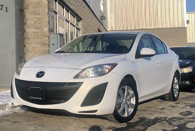 2011 Mazda MAZDA3 GS, CRUISE, BLUETOOTH, WINTER TIRES!!