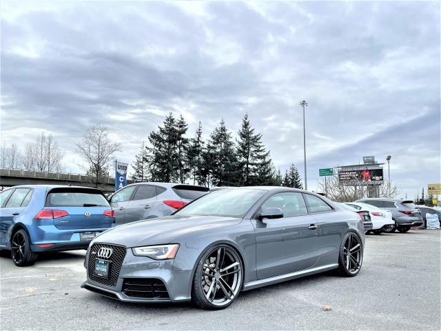 "2014 Audi RS 5 21"" PUR WHEELS + CUSTOM EXHAUST $483 BW $0 DOWN"