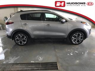 New 2021 Kia Sportage SX for sale in Stratford, ON