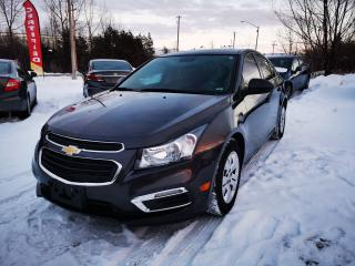 Used 2015 Chevrolet Cruze 1LT for sale in Ottawa, ON