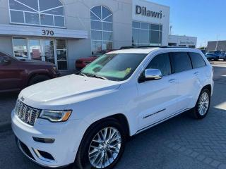 Used 2018 Jeep Grand Cherokee Summit for sale in Nepean, ON