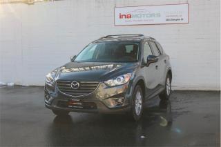 Used 2016 Mazda CX-5 GS for sale in Victoria, BC
