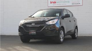 Used 2012 Hyundai Tucson GL for sale in Victoria, BC
