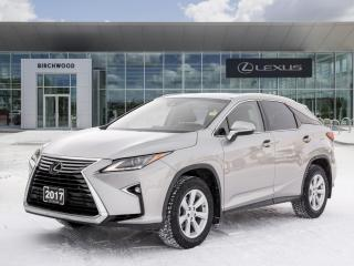 Used 2017 Lexus RX 350 AWD 4dr Standard for sale in Winnipeg, MB
