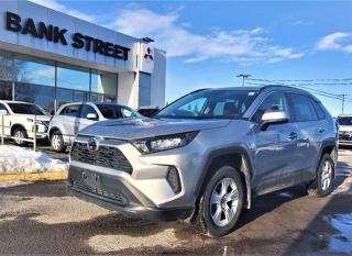 Used 2019 Toyota RAV4 LE for sale in Gloucester, ON