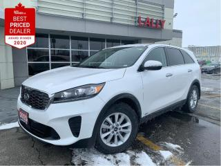 Used 2020 Kia Sorento 2.4L LX+ LX+ #Back-up Cam #Heated seats #One Owner for sale in Chatham, ON