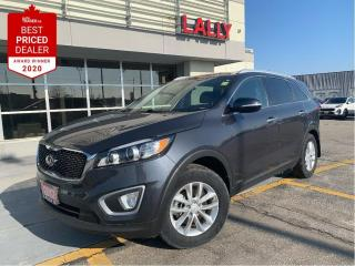 Used 2017 Kia Sorento 2.4L LX LX for sale in Chatham, ON