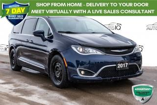 Used 2017 Chrysler Pacifica Touring-L Plus DVD ENTERTAINMENT | NAVIGATION | PANO ROOF for sale in Innisfil, ON
