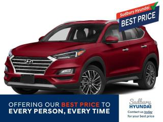 New 2021 Hyundai Tucson Luxury for sale in Sudbury, ON