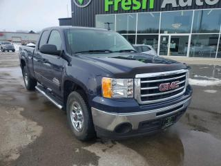 Used 2012 GMC Sierra 1500 SL 1 OWNER, LOW KM, NO ACCIDENTS, BED LINER!!! for sale in Ingersoll, ON