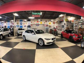 Used 2016 BMW 3 Series 2.0L X DRIVE DIESEL PREMIUM & NAVI PKG AUTO LEATHER BACKUP CAM SUNROOF for sale in North York, ON